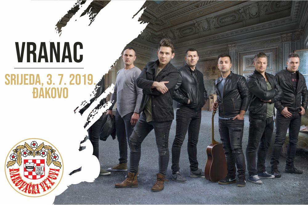 Koncert klapa Kampanel i Vranac
