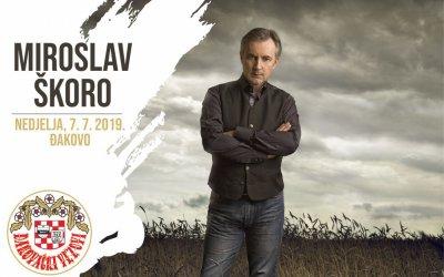 Koncert Miroslav Škoro, Slavonski dukati i Prijatelji