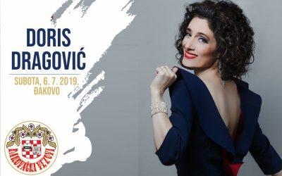 Koncert Doris Dragović i Bestman Band