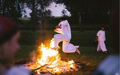 """Ivanjski kresovi"" večeras u Strossmayerovom parku"