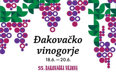 Dani otvorenih vinskih podruma Đakovačkog vinogorja